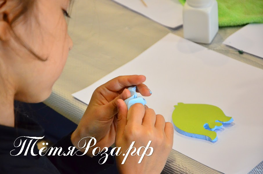 детские занятия владивосток, тетя роза студия лепка декупаж полимерная глина