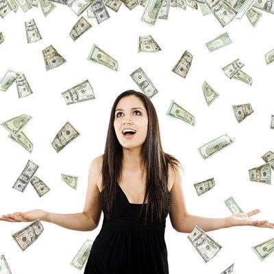 afirmaciones para atraer el dinero con la ley de atracción, como ganar dinero, el secreto del dinero