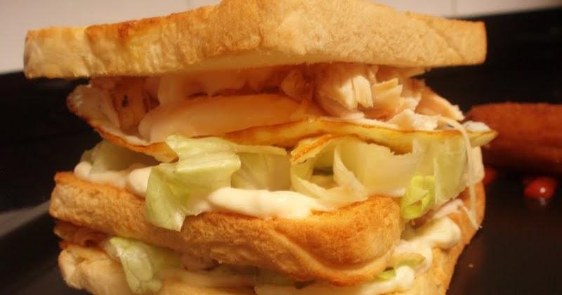 La cocina de deleyn sandwich de pollo aprovechamiento for Cocina de aprovechamiento