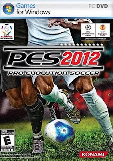 Download Game PES 2012 Crack