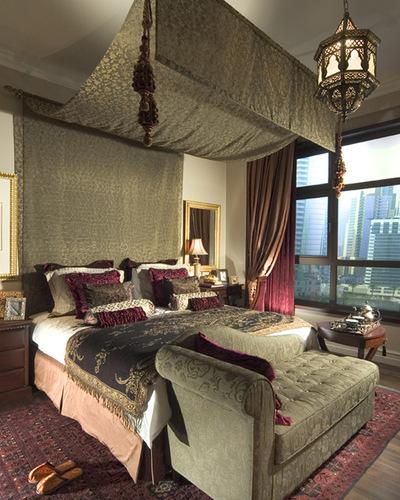 Dise o interior estilo marroqu ideas para decorar for Decoracion marroqui