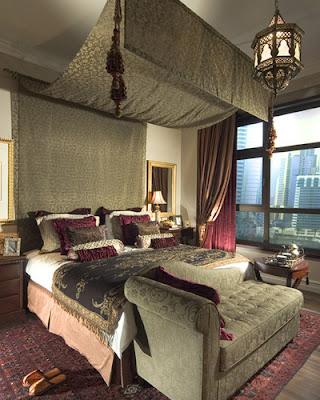 diseño interior marroquí