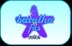 Banner Batalha vs Fans