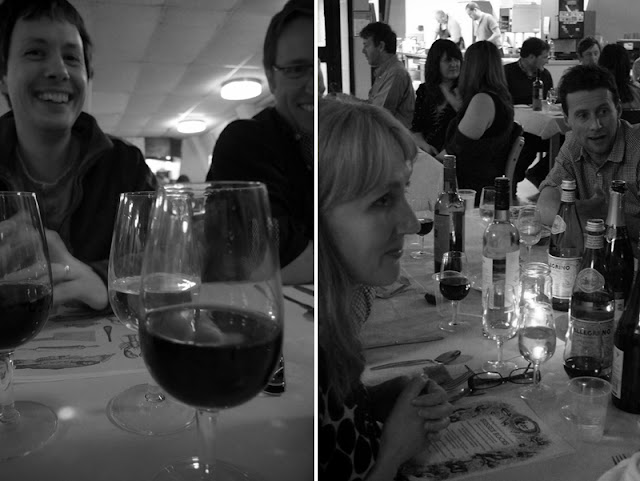 Brighton Food Society Sussex Rocks Dinner