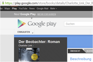Books on Google Play