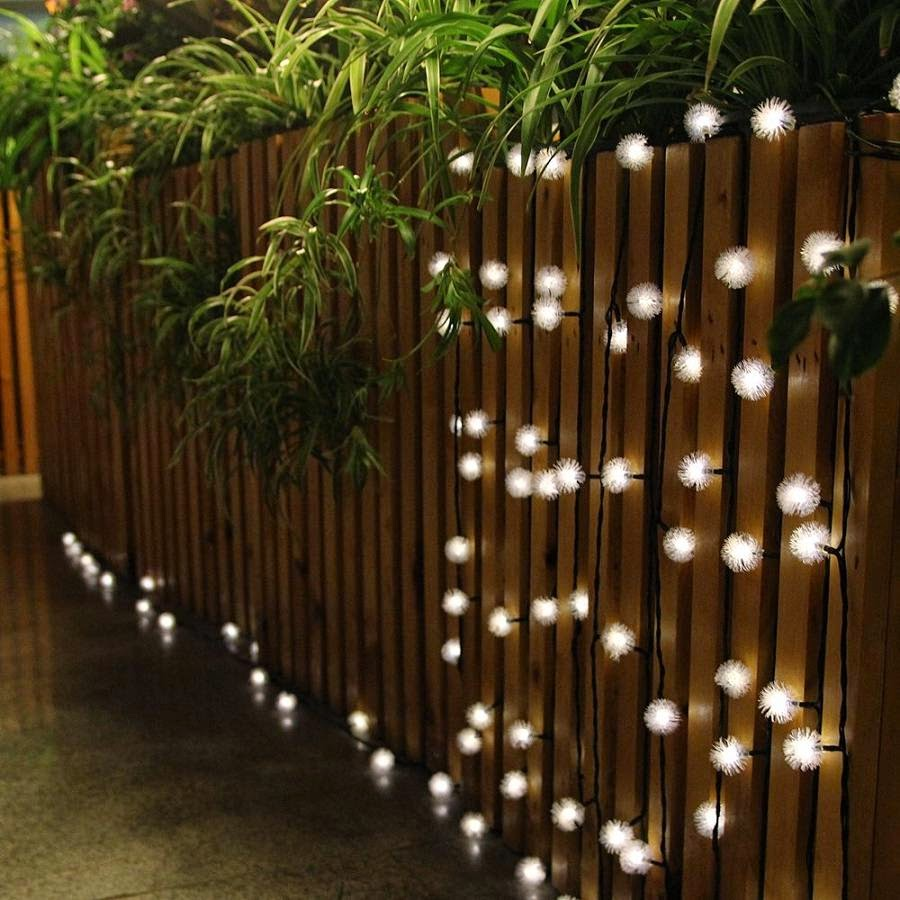 15 best and useful outdoor lighting Iluminacion para jardines energia solar