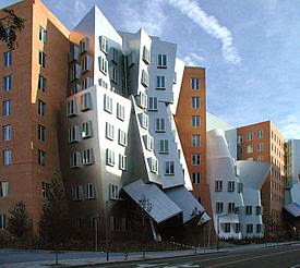 http://en.wikipedia.org/wiki/Ray_and_Maria_Stata_Center