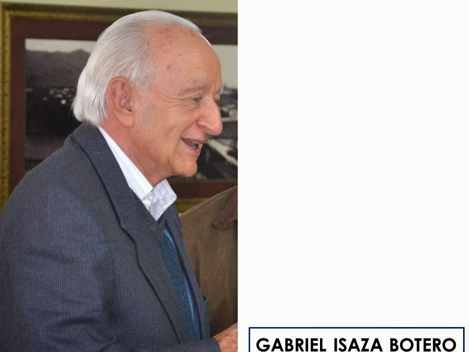 """""""¡Gracias!, doctor Isaza"""". (Donante del 50% del valor del auditorio)"""