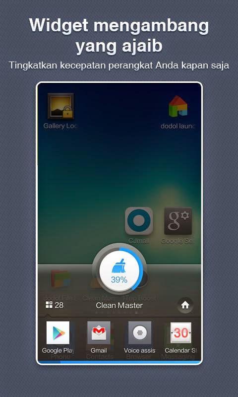 Aplikasi Untuk Android Clean Master (Cleaner) Terbaru Gratis - 4