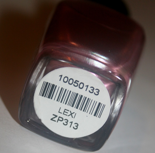 Zoya Nail Polish in Lexi