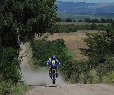 Rally/Raid Dakar 2012 - motos