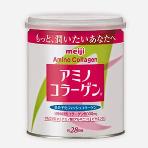 Meiji Collagen 明治膠原蛋白粉 (28天份)