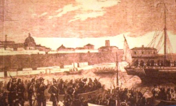 Ancona 4 ottobre 1860