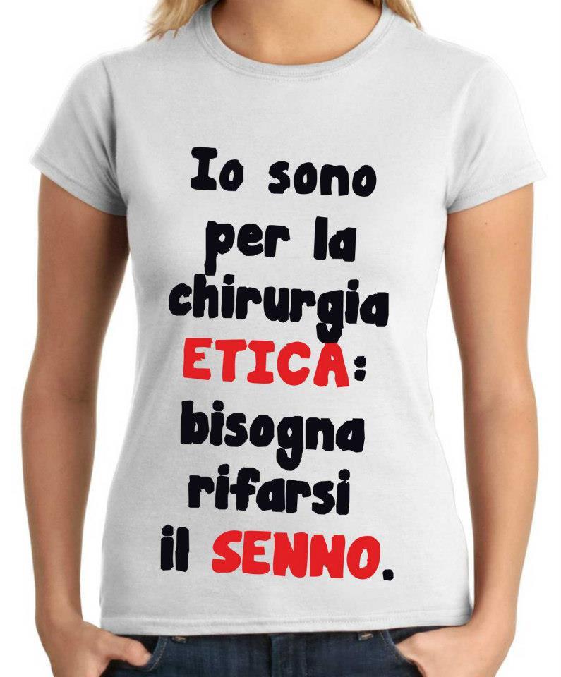 Psiche & Soma: Seno sù, seno giù, seno versus senno