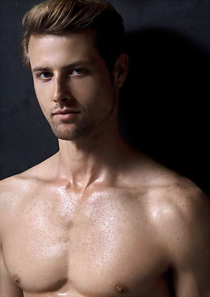 image of male model picture gallery