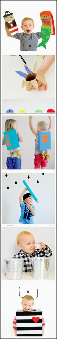 Turn Everyday Household Items Into Fun Crafts For Kids