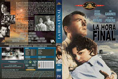 La hora final | 1959 | On the Beach | Dvd Cover