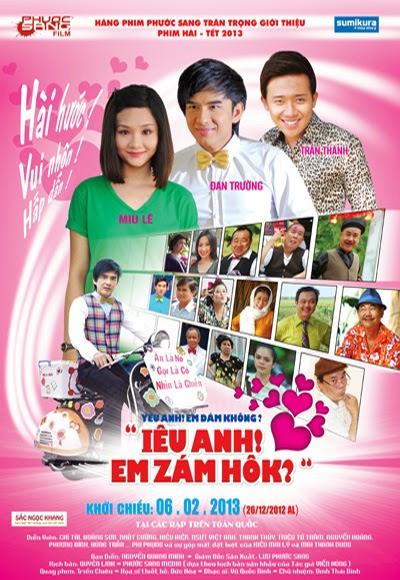 Phim Phim Yêu Anh, Em Dám Không-Thvl1
