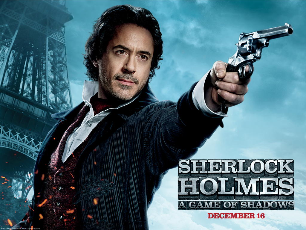 Nik Nak's Old Peculiar: Sherlock Holmes 2: A Game of Shadows: