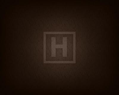 House M.D H Logo Simple HD Desktop Wallpaper