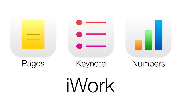 Apple lança grandes atualizações para o iWork no iOS, Mac e Web