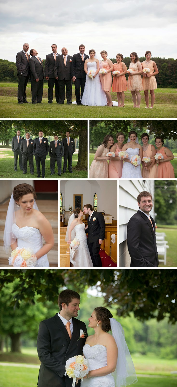 beautiful Western PA wedding. Reminisce Banquet Hall Emlenton PA Sandra Jackson Photography