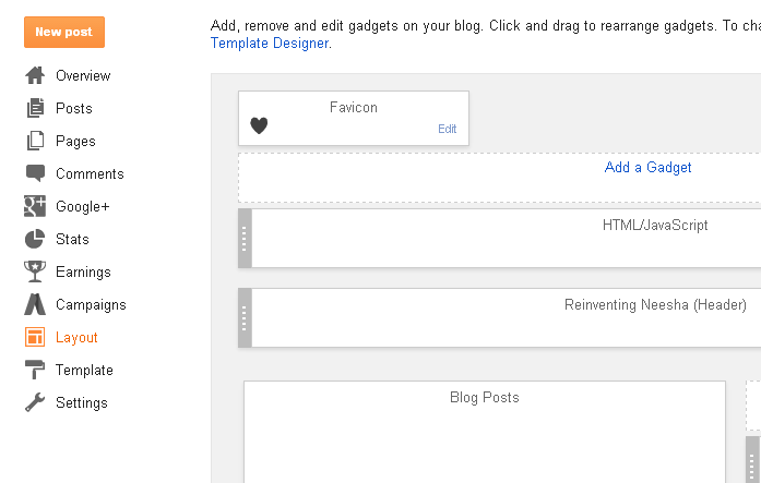 How To Upload a Fav Icon Using Blogger