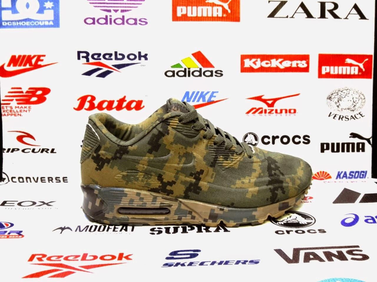 sepatu Nike Air Max 90 Camouflage