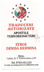 CABINET TRADUCERI AUTORIZATE