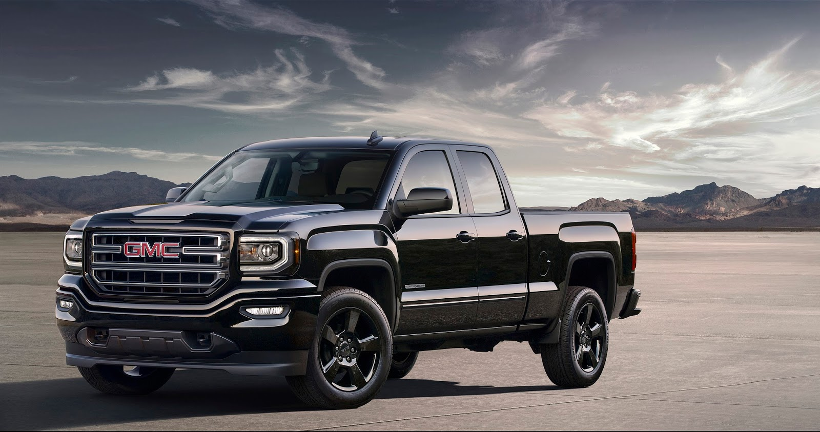 Detroit the popular gmc sierra elevation edition returns for 2016 with the styling enhancements and other features new to the entire sierra 1500 lineup