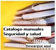 Catalogo manuales seguridad
