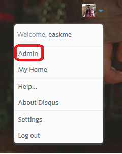 How to Install Disqus comment System Manually on Blogger  : eAskme
