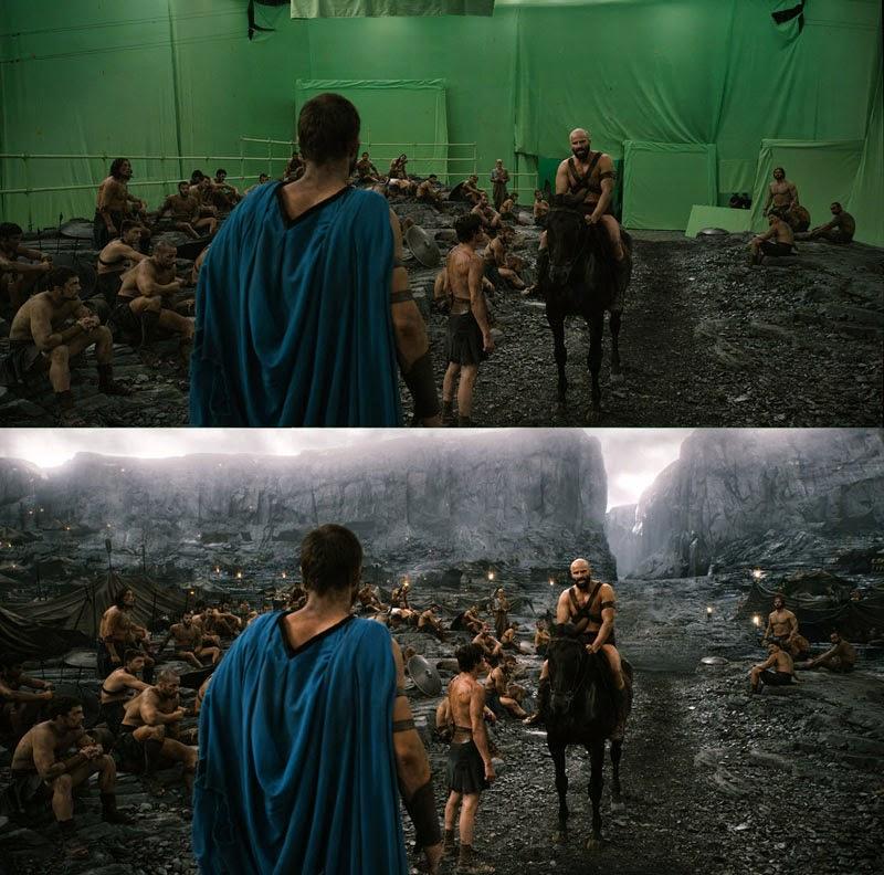 Как снимает кино