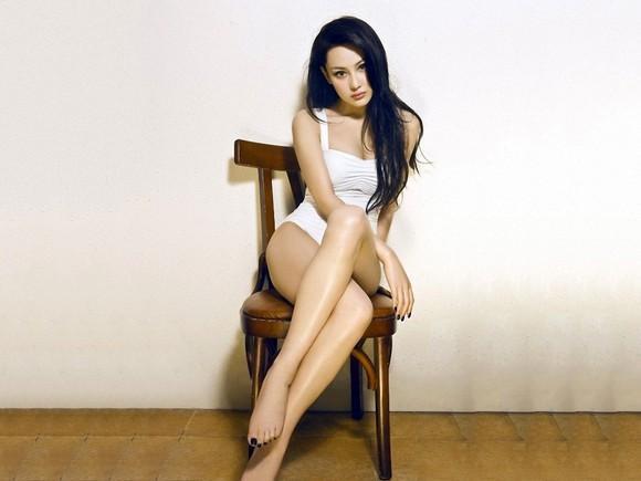 Girls Beauty Wallpaper Zhang Xinyu 51