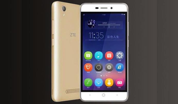 ZTE Q519T Smartphone Murah Yang Dapat Berfungsi Sebagai
