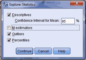 meneroka statistik