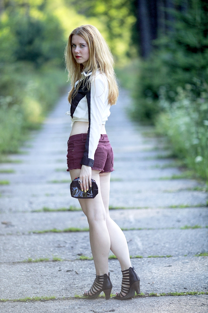 Lucie Srbová, sexy body, jak zhubnout, long legs