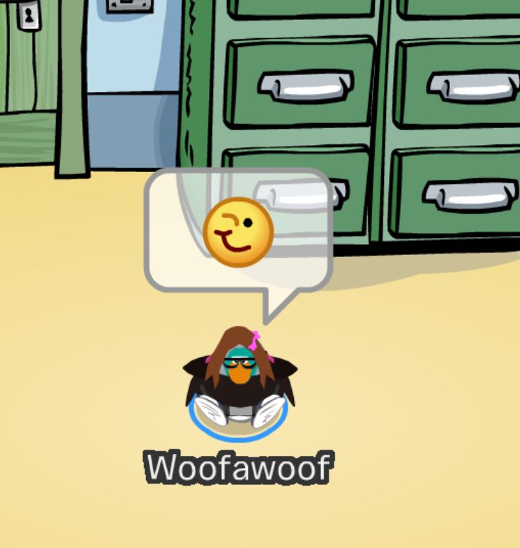 Woofawoof CP: New Mini-Game At The Future Party