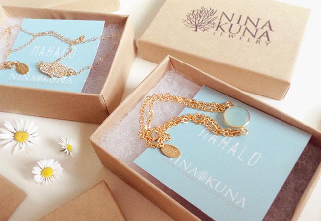 NINA KUNA jewelry