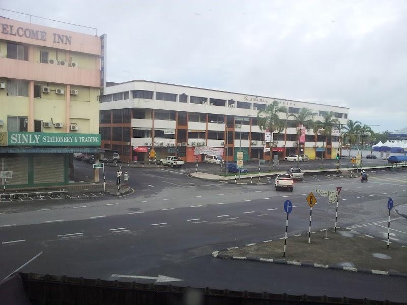 Panorama Sebahagian Tempat Di Bintulu Seawal 6 Pagi