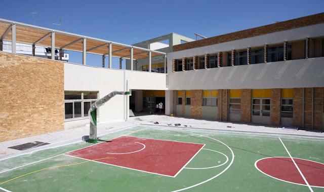 Εκτεταμένο πρόγραμμα συντηρήσεων στα σχολεία του Δήμου Βόλου