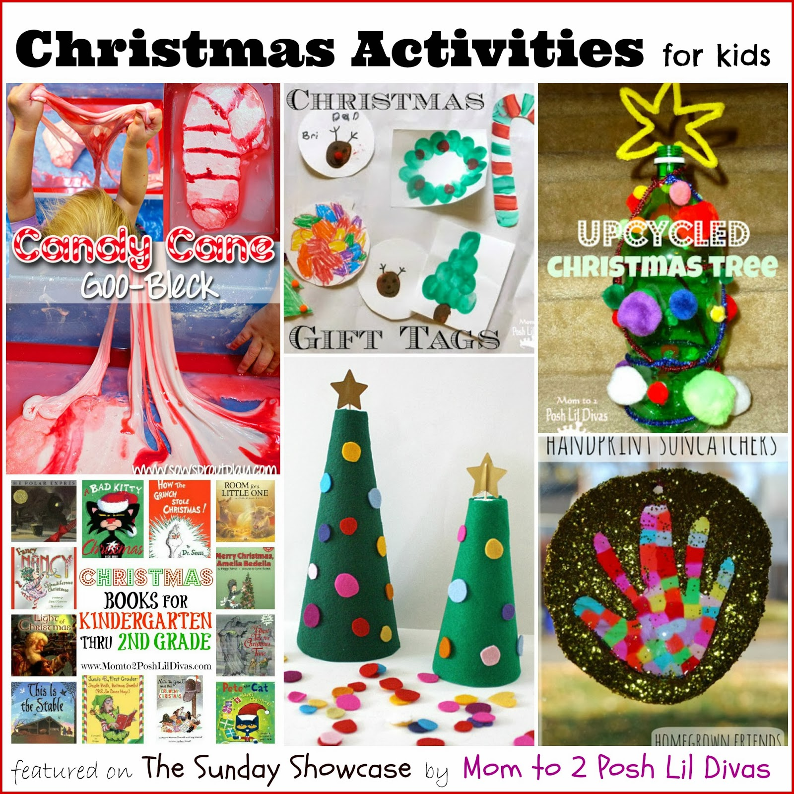 Mom to 2 Posh Lil Divas: Christmas Activities for Kids {The Sunday ...