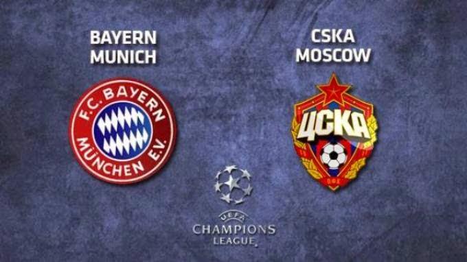Poker Online : Prediksi Skor Bayern Munchen vs CSKA Moscow 11 Desember 2014