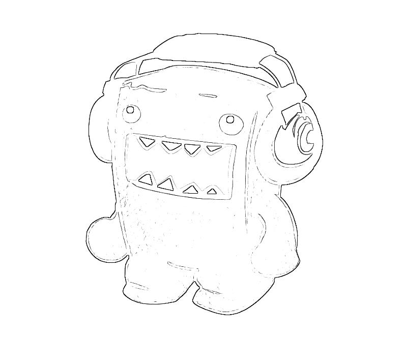 printable-pro-putt-domo-domo-dj-coloring-pages