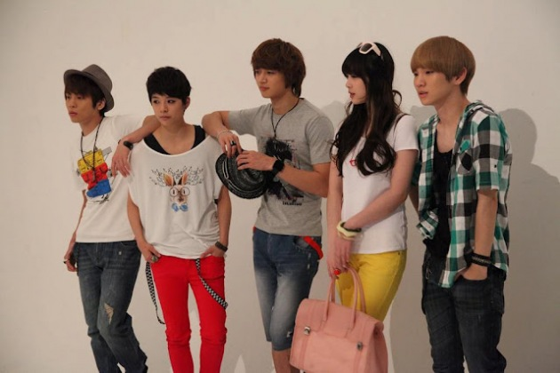 supergril shinee and fx