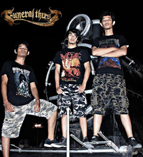Funeral Thirst Band Metalcore Medan Indonesia Foto Logo Wallpaper