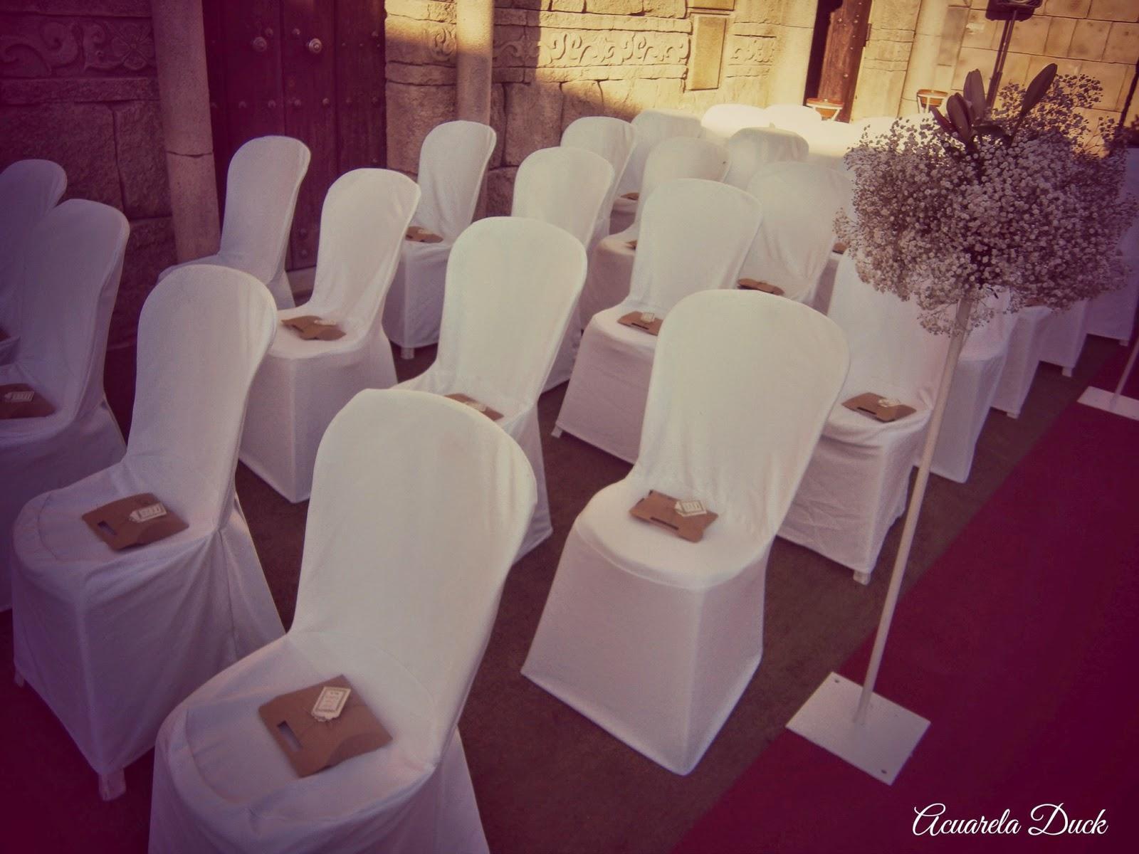 pañuelos boda