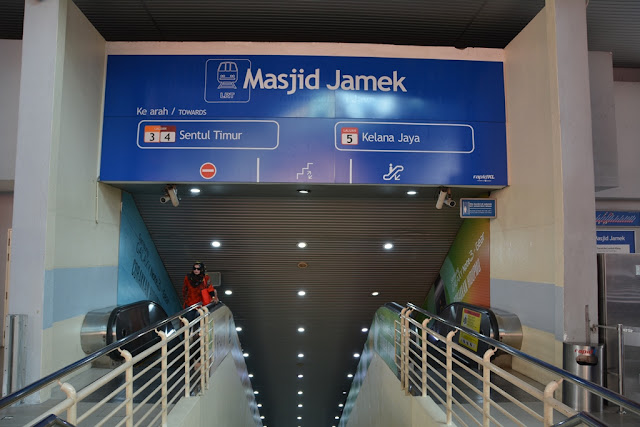 KL Metro Masjid Jamek
