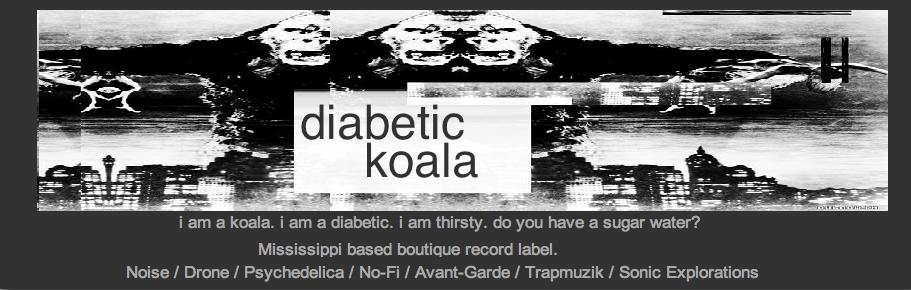 Diabetic Koala