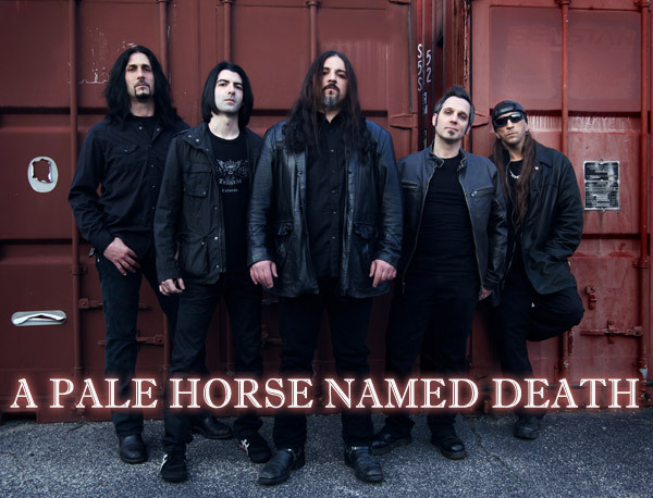 Sal Abruscato Releases his Demons with A Pale Horse Named Death